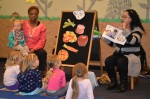 Story time at University Park Library