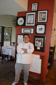 Chef Dennis Chan