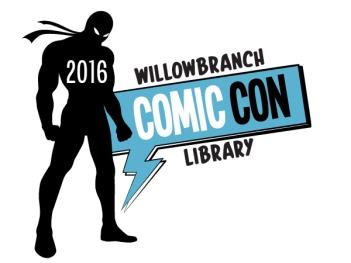 Willowbranch Comic Con Logo 2016
