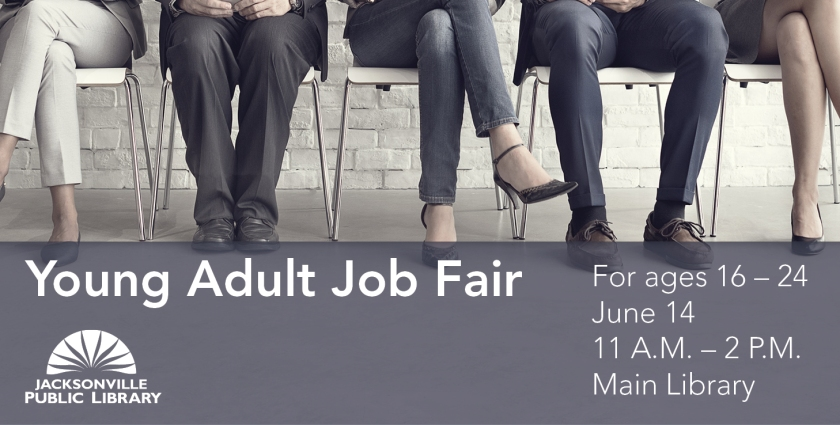 YA job fair online calendars