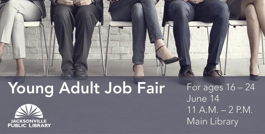 YA job fair online calendars