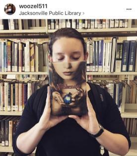 Woozel Book Face Winner Feb
